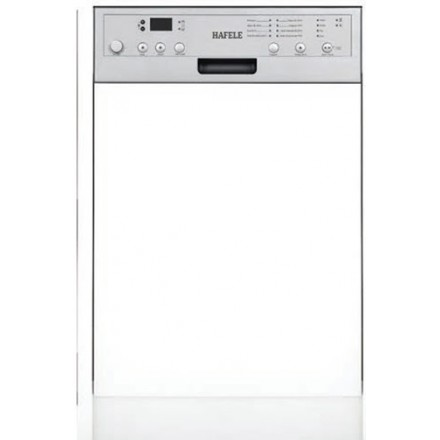 Máy rửa bát bán phần Hafele HDW-HI45A
