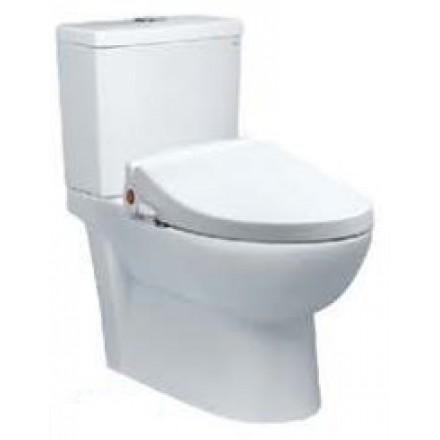 Bồn Cầu Nắp Rửa Cơ CAESAR CD1340/TAF050 2 Khối