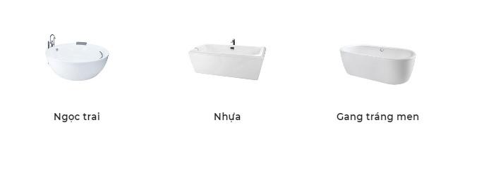 Bảng giá bồn tắm đặt sàn Toto tại TPHCM Hà Nội năm 2021